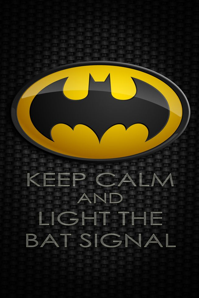 My Batman IPhone Wallpaper