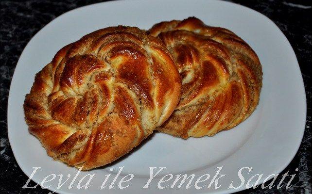 Haşhaşlı Cevizli Çörek Tarifi - Leyla ile Yemek Saati