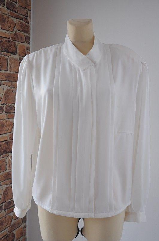 c90859c084 Martinique bluzka kremowa elegancka 44 - Vinted