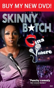 Gina Yashere is so funny!!