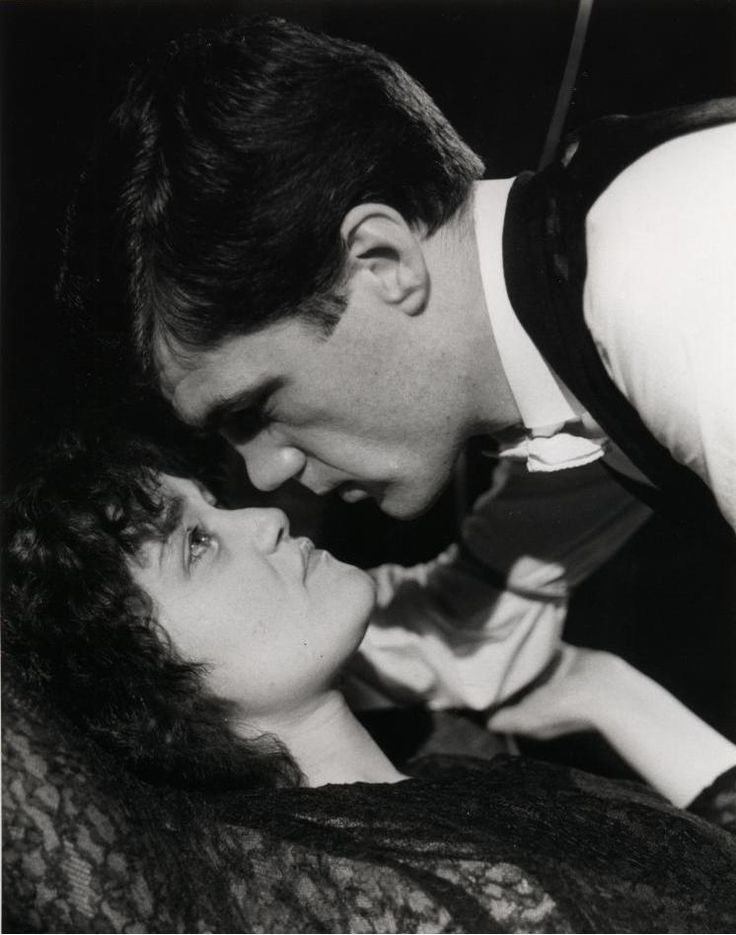 Angelique Rockas as Miss Julie and Garry Cooper as Jean in a tantalizing scene from Internationalist Theatre`s production of Strinberg`s ` Miss Julie `. https://www.flickr.com/photos/internationalist_theatre_rockas/albums/72157627985069195 https://en.wikipedia.org/wiki/Internationalist_Theatre https://flic.kr/p/bkWeb2