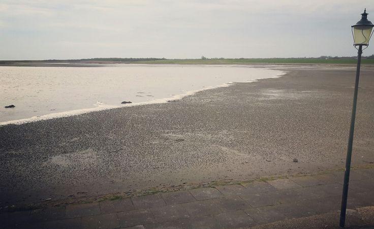 Opkomend water #waddenzee