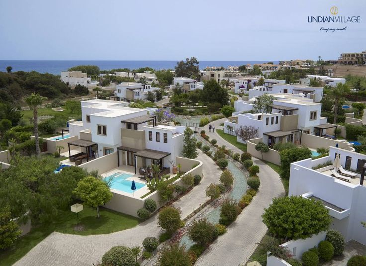 Discover the world of Lindian Village in Rhodes! More at lindianvillage.gr