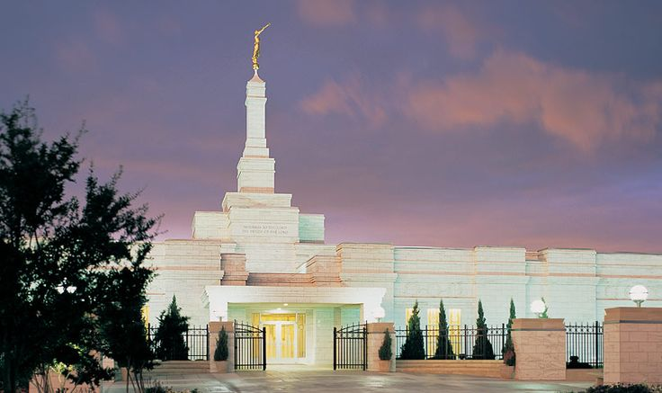 Singles in temple oklahoma Church Announces 2 Temple Rededications for May , LDS Living