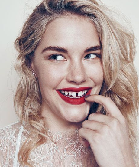 Catherine Rose Young Teeth