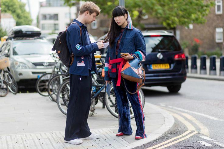 Sokak Stili: 2018 İlkbahar Londra Erkek Moda Haftası