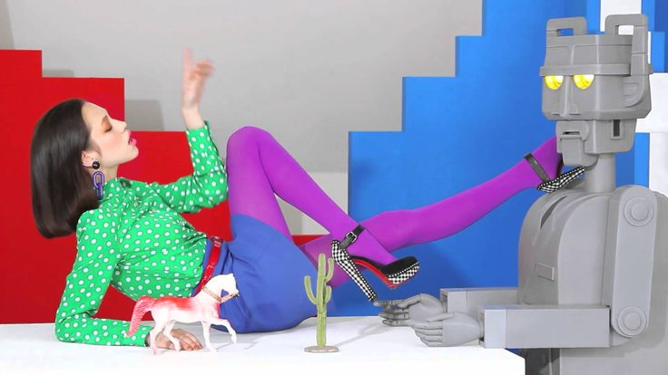 """The Burning Plain"" TOWA TEI with Yukihiro Takahashi & Kiko Mizuhara Official Music Video preview"
