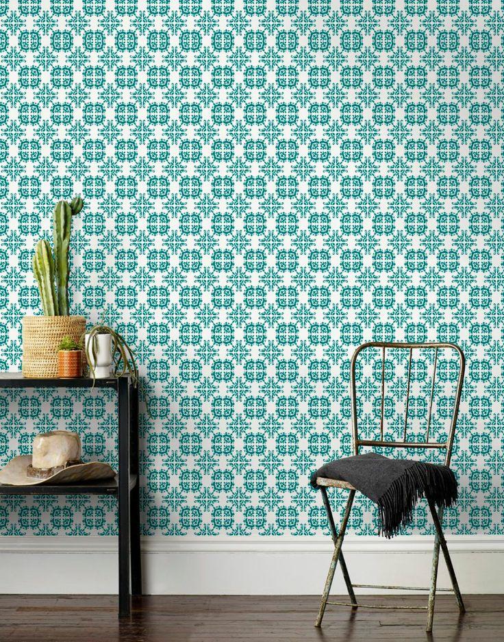 Hygge & West Wallpaper | Talavera