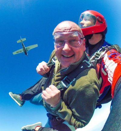 mothercity sky diving