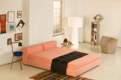 Superoblong Bed