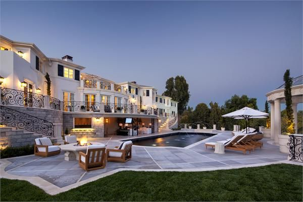 Beverly Hills Mansions - Mansions For Sale In Beverly Hills