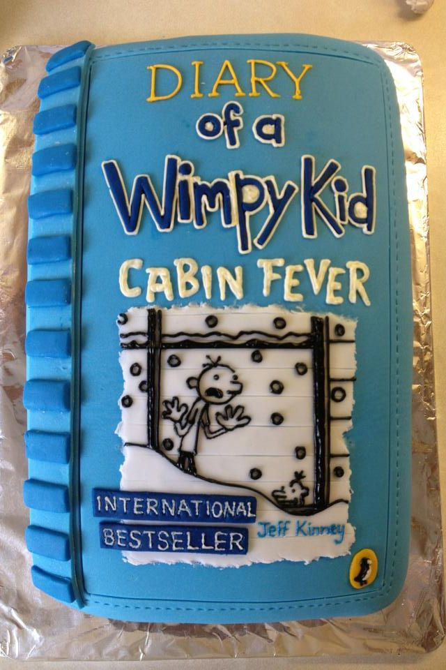 Setting For Diary Of A Wimpy Kid Cabin Fever