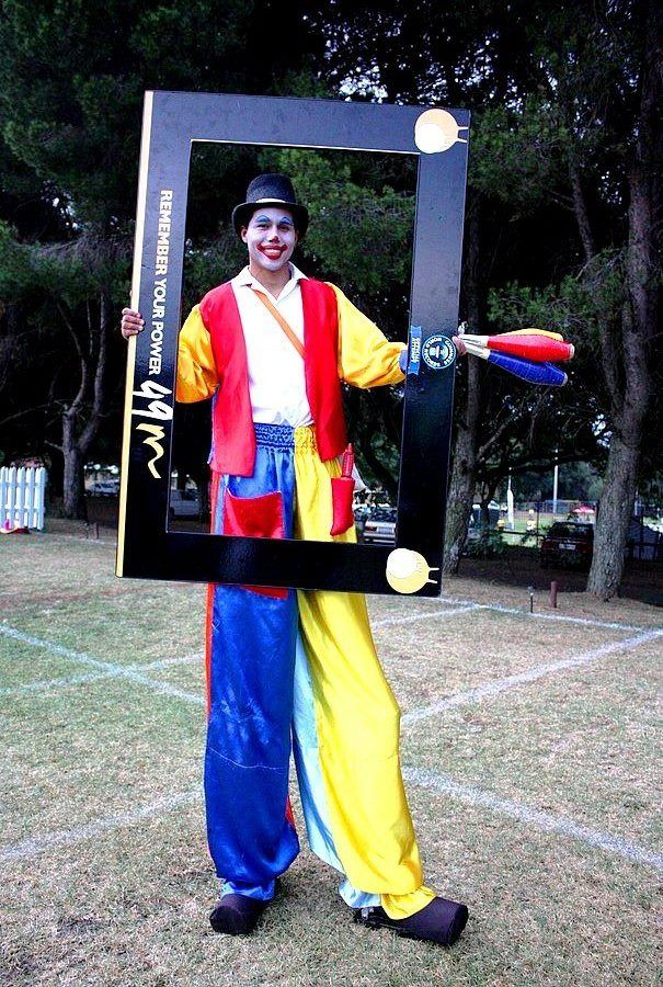 Our Juggling Carnival Clown