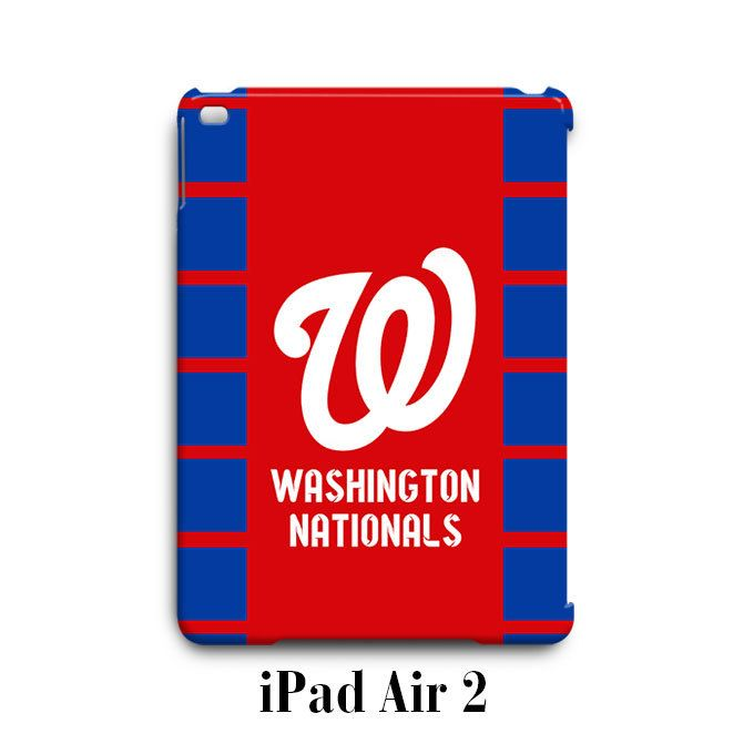 Washington Nationals iPad Air 2 Case Cover Wrap Around