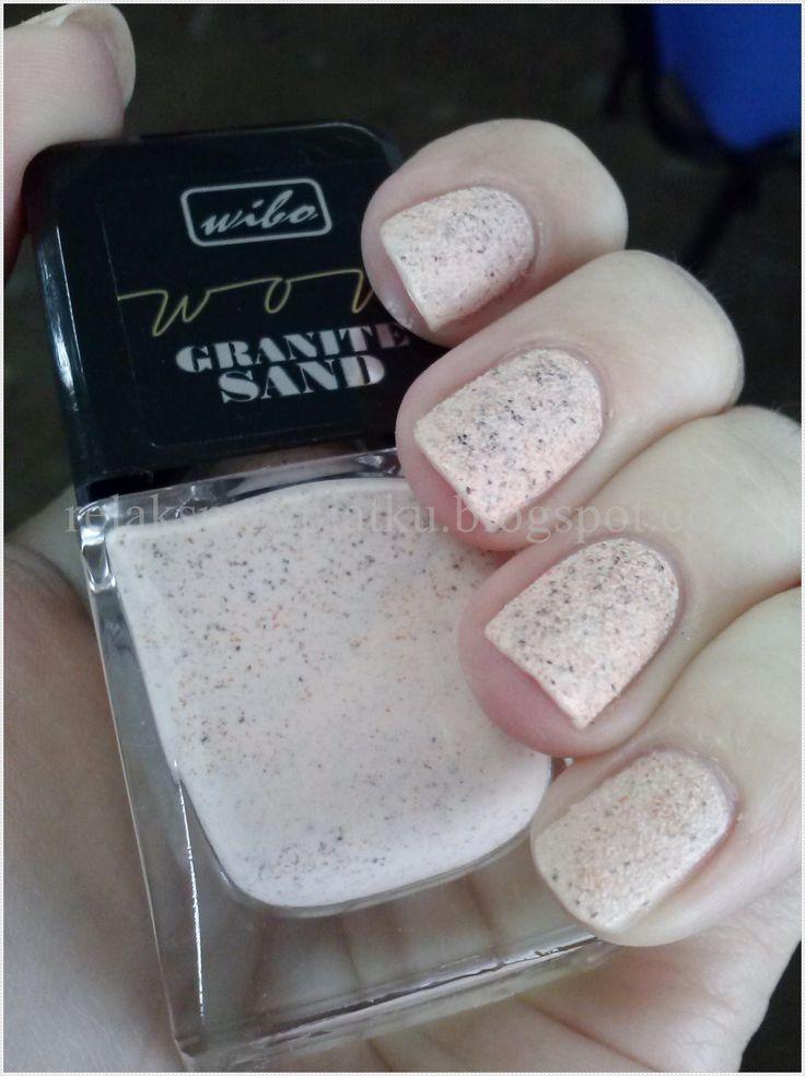Wibo WOW Granite Sand nr 5