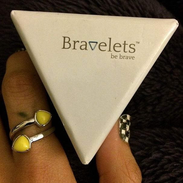 Suicide Awareness Ring. $10 donated back to SAVE
