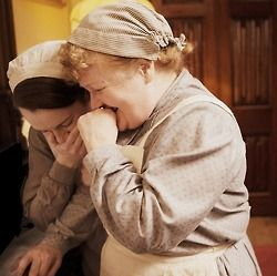 downton abbey giggles
