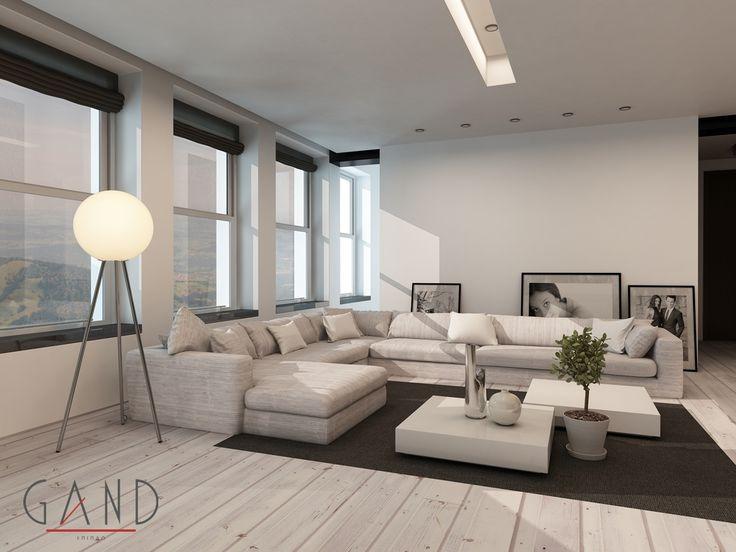 Γωνιακός καναπές ιδανικός για μεγάλους χώρους στους οποίους το ένα σαλόνι είναι λίγο ενώ τα δύο πολλά. Με την συγκεκριμένη πρόταση για το καθιστικό σας έχουμε την ιδανική... (more)