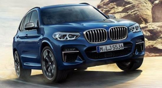 Lekkage! De nieuwe BMW X3