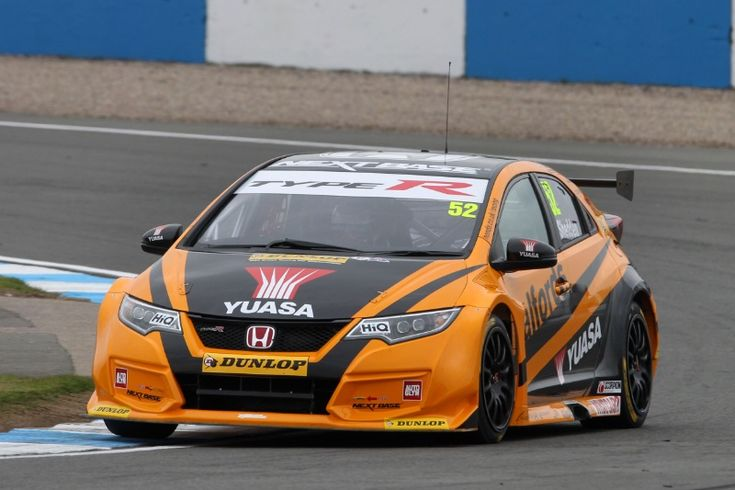 gordon shedden gbr halfords yuasa honda racing honda. Black Bedroom Furniture Sets. Home Design Ideas