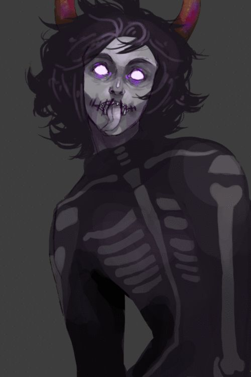 Creepiest character in homestuck in my opinion