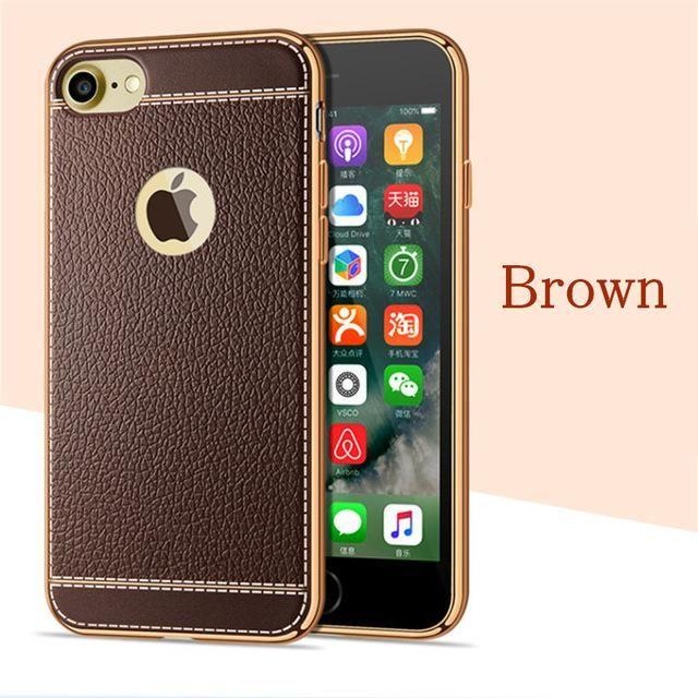 Luxury Plating Phone Cases