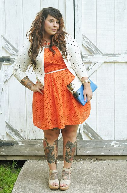 Citrus Dot - June 12, 2013 Whoever this girl is I LOVE her style. I always pin her outfits. She is so Cute!!