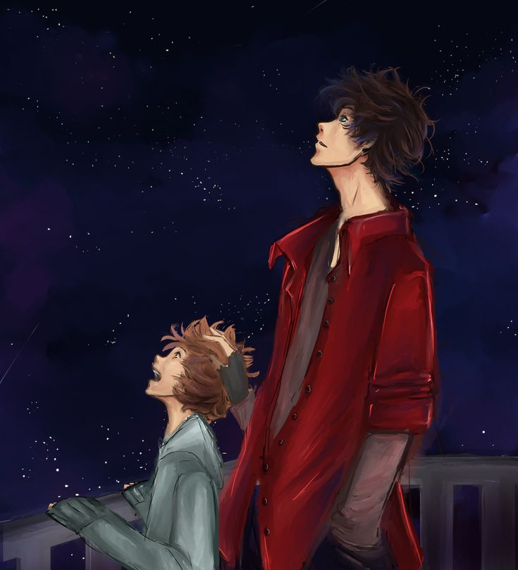 Watch the Stars with Me by NinjaWithAHat.deviantart.com on @DeviantArt