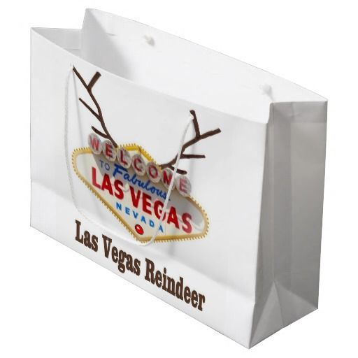 Las Vegas Wedding Gift Bag Ideas : ... gift bags reindeer las vegas forward las vegas christmas gift bag las
