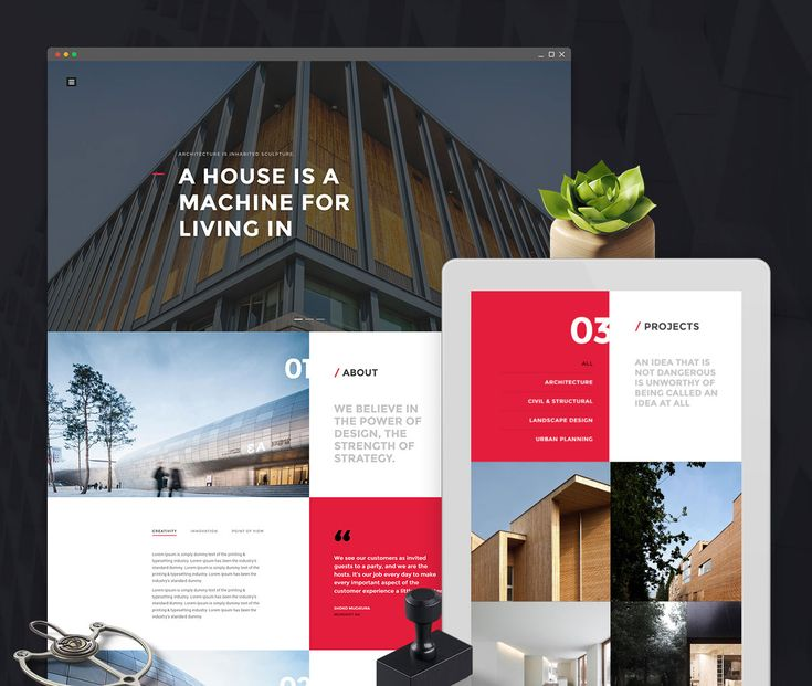 Best WordPress Themes For Architects And Architectural Firms 2018   Colorlib
