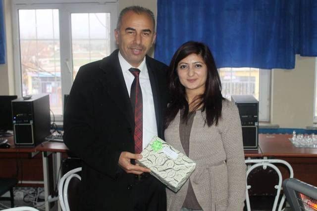 Belediye, köy öğretmenlerini unutmadı