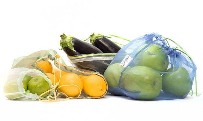 Ekologický sáček na ovoce Frusack slaví úspěchy