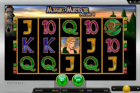 Heutzutage kann sich jeder leisten, in eine märchenhafte Welt einzutauchen. Dazu muss man nur unsere Webseite zu besuchen, und auf das #Spiel Magic Mirror von #MerkurGaming zu klicken. Dieser Spielautomat besteht aus 5 Walzen und 10 Spiellinien. Das Thema des Spiels ist ein magisches Königreich. Deswegen siehst du auf den Walzen des Slots die Mitglieder der königlichen Familie und traditionelle Spielkartensymbole.