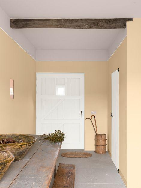 17 beste idee n over twee kleuren muren op pinterest twee kleuren lak donkere hardhouten en - Hoofdeinde balans ...