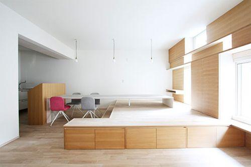 Современный Японский Дом: Дизайн Дома, Фото Интерьера