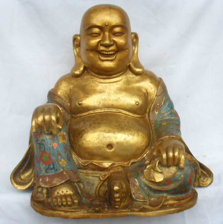 ¿Buda estaba gordo...? Adelantando el Mundo http://go.shr.lc/2czG2fs ¿Y por qué sonríe en todas sus representaciones...? #curiosidades