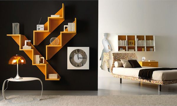 17 best images about creative furniture on pinterest for Cool boys bedroom ideas