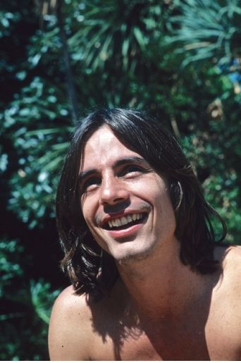 Jackson Browne, Photo by Carlo Massarini.