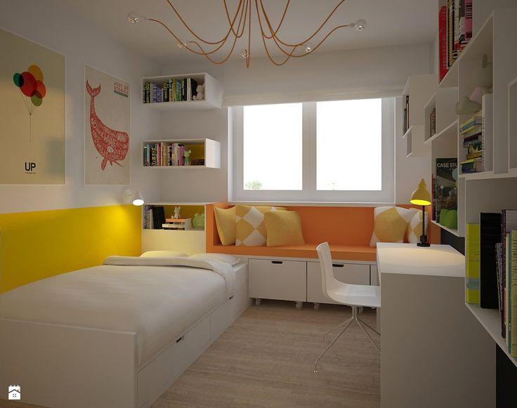 Pokój dziecka styl nowoczesny zdjęcie od motifo pl architektura wnętrza pokój dziecka ideas parakids roomteenage