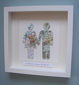 Onkel&Tante | Hochzeitsgeschenk.