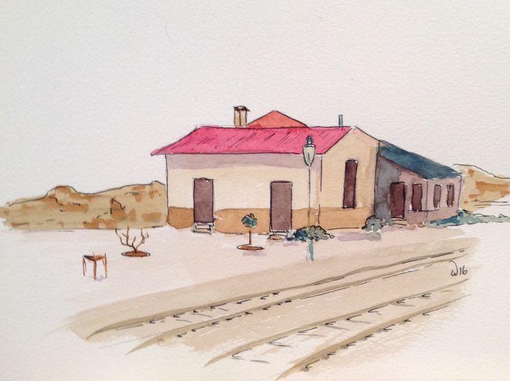 Karoo station