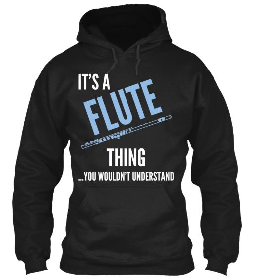 It's a Flute thing...