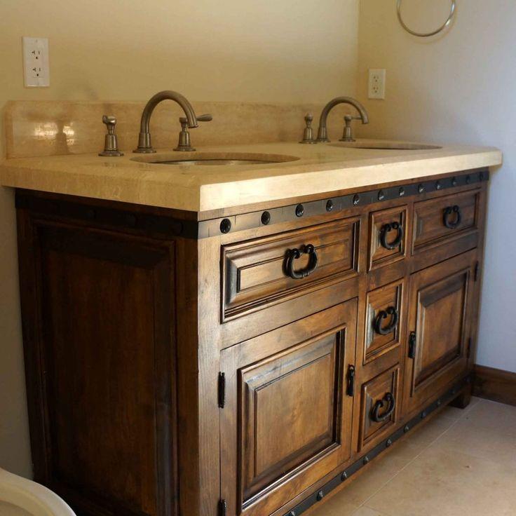 Spanish Style Bathroom Sinks
