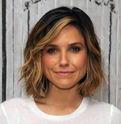 sophia bush hair - Google Search                                                                                                                                                      Plus