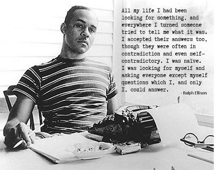 17 Best Images About Ralph Ellison On Pinterest