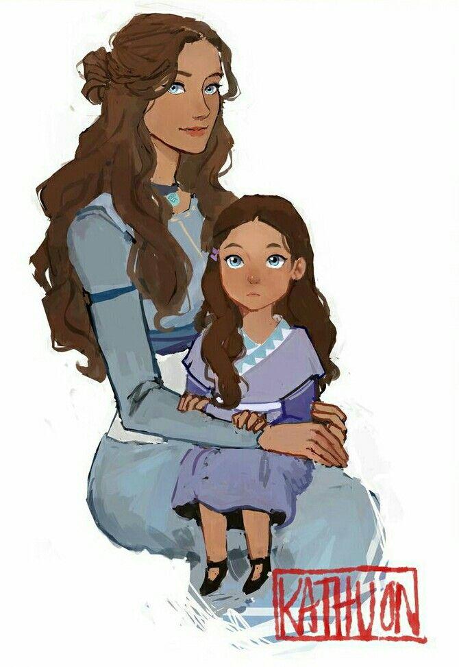 Mae E Filha Desenho Avatar Avatar Arte Com Personagens