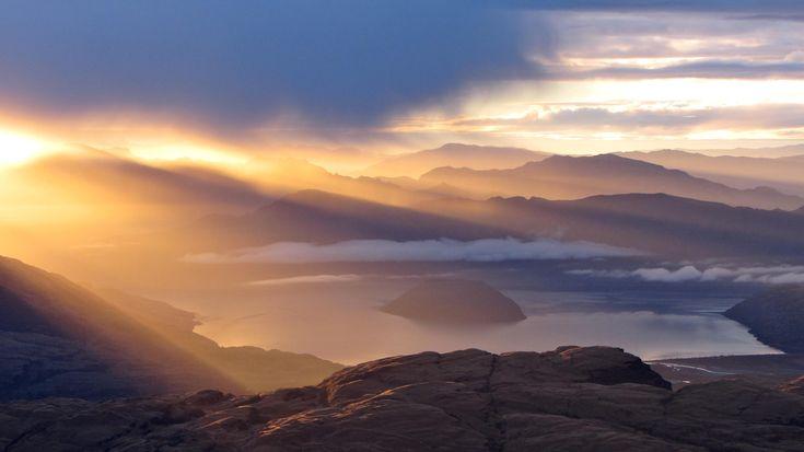 Alle meine Erwartungen wurden bei weitem übertroffen, nachdem ich es mit eigenen Augen sah… Neuseeland!