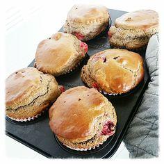 kastanjemeel muffins