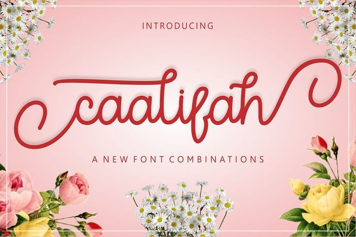 caalifah script