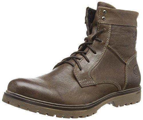 Oferta: 79.9€. Comprar Ofertas de Dockers 37NS001 - botas de combate de cuero hombre, color marrón, talla 42 barato. ¡Mira las ofertas!